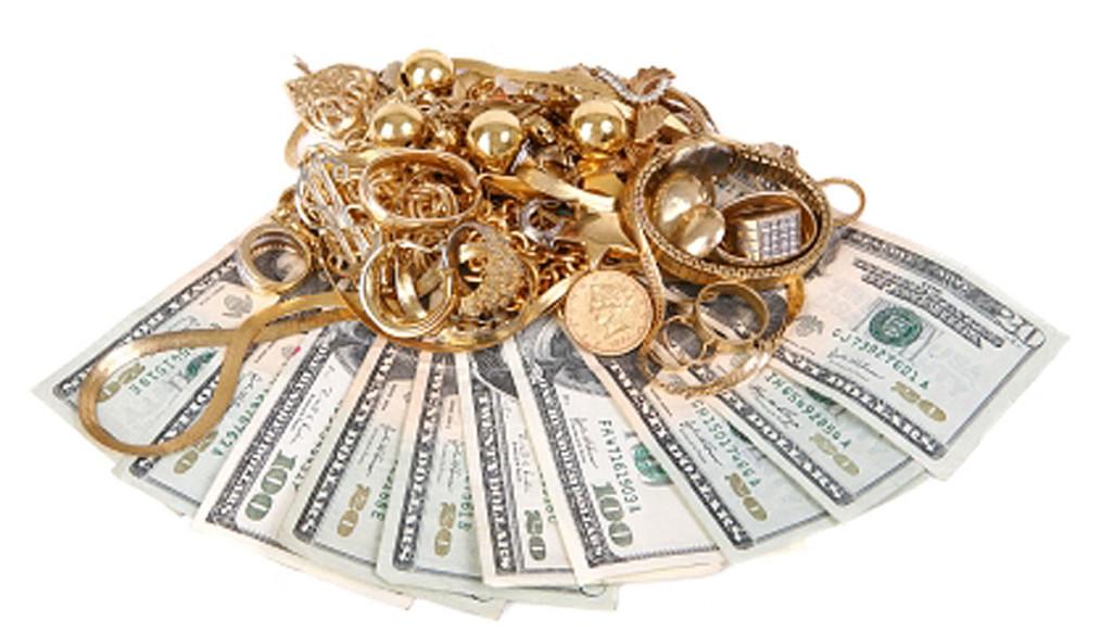 gold & cash
